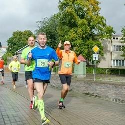 Ultima Thule maraton - Aarne Hõbelaid (28), Indrek Rahi (72)
