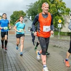 Ultima Thule maraton - Maris Talvik (14), Margus Sepp (51), Rodolphe Laffranque (63), Erki Lillemägi (421)