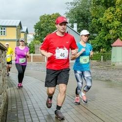 Ultima Thule maraton - Katrin Tänav (15), Indrek Lippa (46)