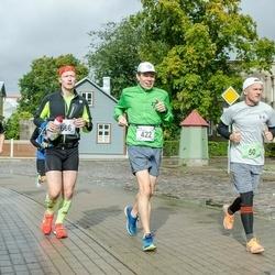 Ultima Thule maraton - Andre Käen (50), Alvar Lumberg (422), Valdo Kanemägi (666)