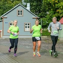 Ultima Thule maraton - Kristina Rüütel (4), Raili Rüütel (242), Maris Aagver (410), Rait Ermann (606)