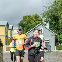 Ultima Thule maraton - Eva Luik (80), Alar Siemann (411)