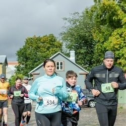 Ultima Thule maraton - Indrek Traks (59), Tristan Priit Allik (60), Aino Rummel (534)