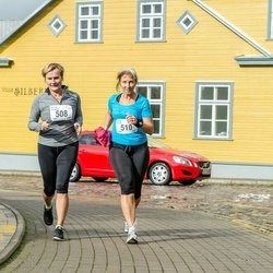 Ultima Thule maraton - Kersti Kesküll (508), Leegi Soon (510)