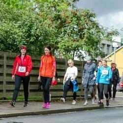 Ultima Thule maraton - Irene Targem (502), Kairi Hoogand (537)