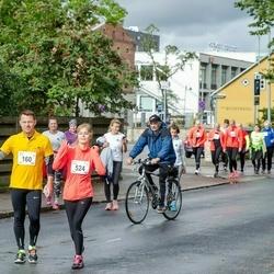 Ultima Thule maraton - Taniel Vares (160), Merlin Vares (524)