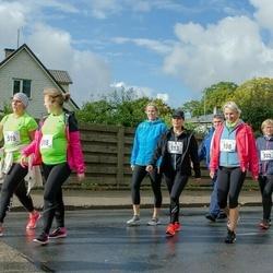 Ultima Thule maraton - Anneli Meisterson (198), Ursula Rahnik (513), Keidi Õispuu (518), Maive Aksalu (519), Maris Luik (532), Margit Kaldre (533)
