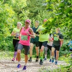 Ultima Thule maraton - Taimi Kangur (23), Annika Vaher (407)