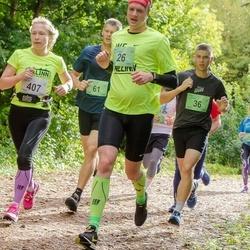 Ultima Thule maraton - Ivan Lavrentjev (26), Alar Leemet (36), Annika Vaher (407)
