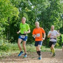 Ultima Thule maraton - Taavi Tuisk (1), Mikk Kruusmägi (330)