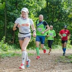 Ultima Thule maraton - Marika Roopärg (109), Maik Tukk (417)