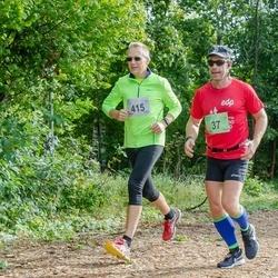 Ultima Thule maraton - Robert Mälk (37), Mati Jams (415)