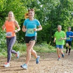 Ultima Thule maraton - Maris Talvik (14), Kaja Õispuu (424)