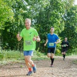 Ultima Thule maraton - Rodolphe Laffranque (63), Arnold Nõmm (123)