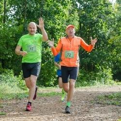 Ultima Thule maraton - Rasmus Kagge (17), Indrek Rahi (72)