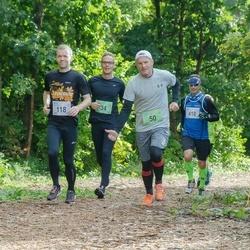 Ultima Thule maraton - Sven Ersling (34), Andre Käen (50), Meelis Koskaru (118)