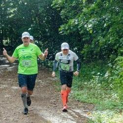 Ultima Thule maraton - Urmo Raiend (53), Margus Tubalkain (54)