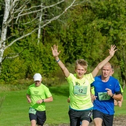 Ultima Thule maraton - Valdo Aedmäe (12), Alvar Kane (73)