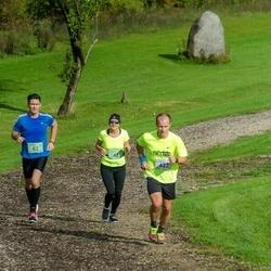 Ultima Thule maraton - Aivi Laurik (40), Rodolphe Laffranque (63), Leonid Bondarchuk (423)