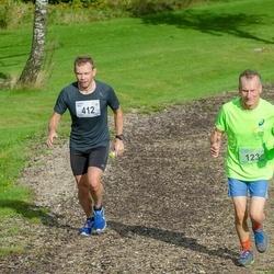 Ultima Thule maraton - Arnold Nõmm (123), Indrek Matt (412)