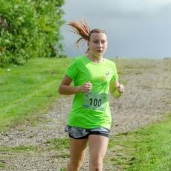 Ultima Thule maraton - Lisett Alt (100)