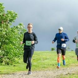 Ultima Thule maraton - Sven Ersling (34), Andre Käen (50), Risto Sidok (87)