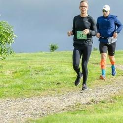 Ultima Thule maraton - Sven Ersling (34), Risto Sidok (87)