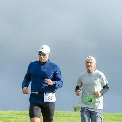 Ultima Thule maraton - Andre Käen (50), Risto Sidok (87)