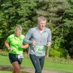 Ultima Thule maraton - Raili Rüütel (242), Rait Ermann (606)