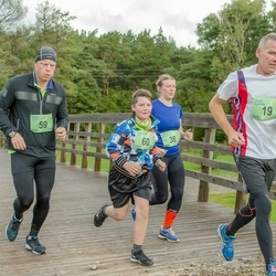 Ultima Thule maraton - Janek Aedmäe (19), Kadi Kiiver (38), Indrek Traks (59), Tristan Priit Allik (60)