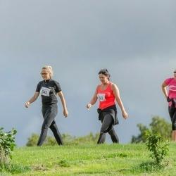 Ultima Thule maraton - Anneli Viherpuu-Berens (542), Rita Tsion (543)