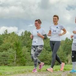 Ultima Thule maraton - Janne Nurmik (335), Gert Üprus-Sõnajalg (385), Jaana Juurma (514)