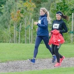 Ultima Thule maraton - Triin Sepp (3), Helen Põld (209)