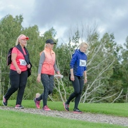 Ultima Thule maraton - Piret Kaasik (501), Reeta Pitk (529)