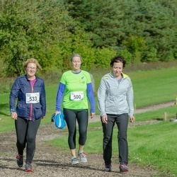 Ultima Thule maraton - Anu Vares (500), Margit Kaldre (533)