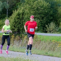 Ultima Thule maraton - Marden Muuk (16), Annika Vaher (407)
