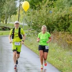 Ultima Thule maraton - Raili Rüütel (242), Maris Aagver (410)