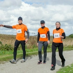 Ultima Thule maraton - Lii Kirves (538), Tiina Ringvee (539), Kuno Kongas (549)