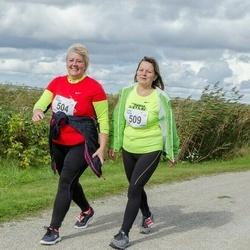 Ultima Thule maraton - Viia Rohtla (504), Lembi Paalits (509)