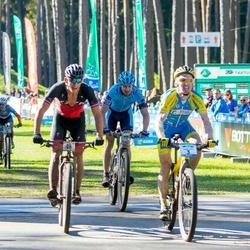 20. Tartu Rattamaraton - Caspar Austa (3), Dimitriy Sorokin (10), Arnis Petersons (96)