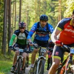 20. Tartu Rattamaraton - Üllar Mikk (2460), Andre Kobak (2477)