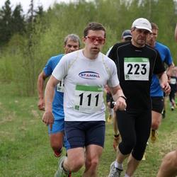 SEB 31. Tartu Jooksumaraton - Andre Abner (111), Raivo Pellja (223)
