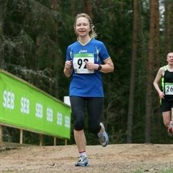 SEB 31. Tartu Jooksumaraton - Annika Vaher (92)