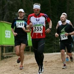 SEB 31. Tartu Jooksumaraton - Gerd Laub (149), Arno Bachaus (335), Harri Altroff (709)