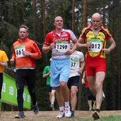 SEB 31. Tartu Jooksumaraton - Ivo Kivastik (461), Aare Sepp (1290), Andrus Eiser (2012)