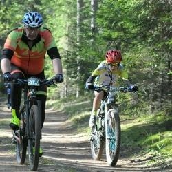 20. Tartu Rattamaraton - Leho Siimsen (5190), Arseni Laidinen (6622)