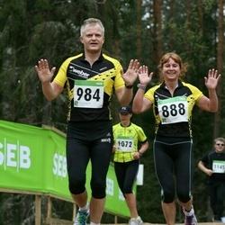 SEB 31. Tartu Jooksumaraton - Kadi Inno (888), Ain Inno (984)