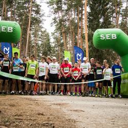 SEB 31. Tartu Jooksumaraton - Johannes Sikk (2340), Andres Nöps (4003), Keith Kukkela (4007), Hugo Johannes Nurk (4011), Edvin Kin (4018), Henry Räppo (4023), Armin Angerjärv (4025), Raido Aren (4039), Nikolai Kin (4042), Alar Arst (4131), Karl-Cardo Mere (4304)