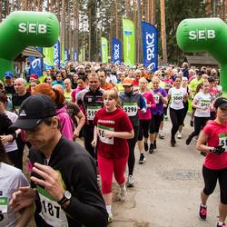 SEB 31. Tartu Jooksumaraton - Piret Tarvis (4782), Katrin Tomson (5038), Triin Marran (5060), Irmen Noormaa (5062), Jelena Bogdanova (5065), Anneli Vellerind (5296)