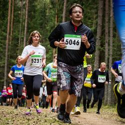 SEB 31. Tartu Jooksumaraton - Toomas Tiisler (5046), Anna Stepanova (5237)